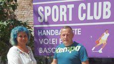 Șefa SCM Craiova, Daniela Grădinaru, s-a înțeles pentru încă un sezon cu Bogdan Burcea, antrenorul echipei de handbal feminin
