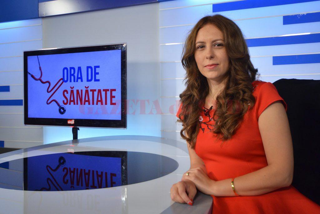 """Dr. Mihaela Puianu, medic specialist oftalmolog, a vorbit în cadrul emisiunii """"Ora de Sănătate"""", de la AlegeTV, despre cum putem avea grijă de sănătatea ochilor"""