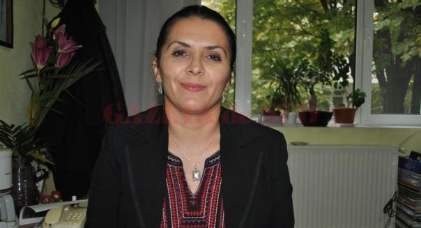 Georgeta Popescu, purtătorul de cuvânt al ISJ Gorj