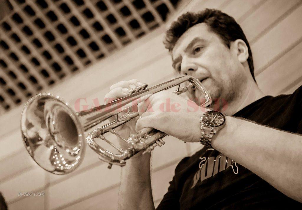 Trompetistul Dorin Măciucă, deranjat de dezvăluirile din GdS