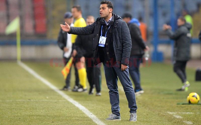 Mihai Teja a preluat echipa Pandurii (Foto: fanatik.ro)