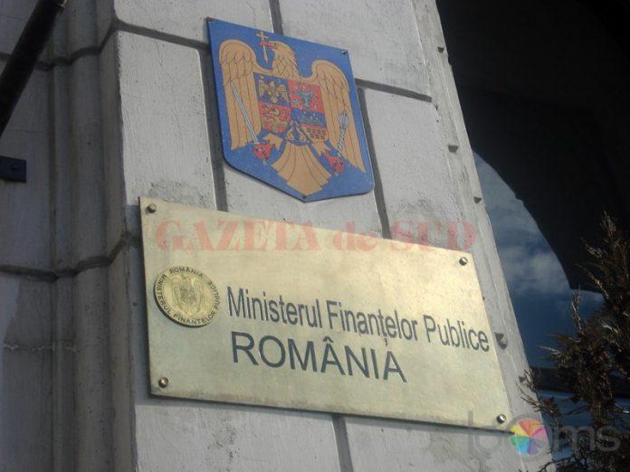 Ministerul Finanţelor a împrumutat 2 miliarde de euro de pe pieţele externe