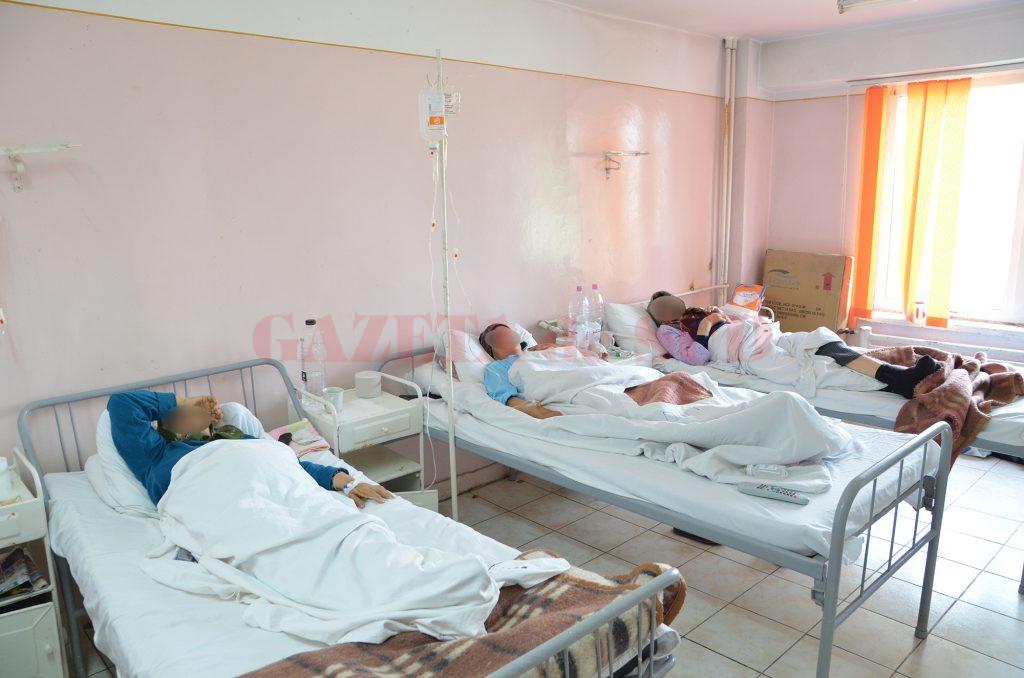 Medicii au descoperit un focar de hepatită A în Dolj, patru familii sunt afectate (Foto: Arhiva GdS)