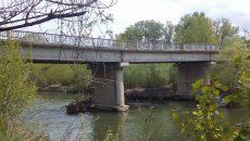 Podul de la Turcineşti ar trebui să fie reabilitat în patru luni