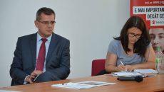 Florin Stancu, Director DGASPC Dolj. s-a întâlnit cu reprezentanţii organizaţiei Salvaţi Copiii