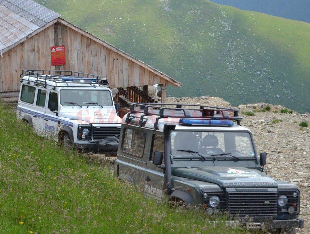 Autospeciala se va alătura maşinilor deja existente la Salvamont Gorj