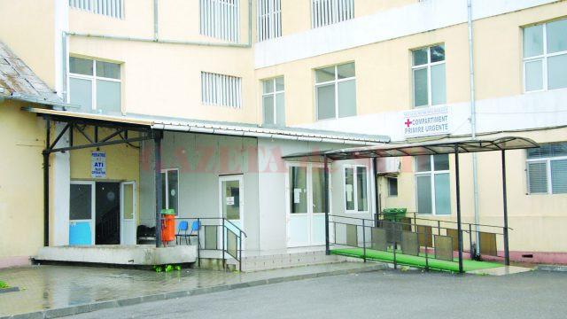 Potrivit reprezentanților IPJ Dolj, scandalul a avut loc în incinta Compartimentului Primiri Urgențe al Spitalului din Băilești (Foto: arhiva GdS)