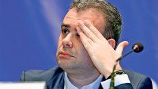 Fost ministru al finanțelor în guvernul Ponta și fost primar al municipiului Slatina, Darius Vâlcov este judecat la Craiova într-un dosar de corupție