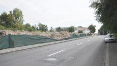 Pe strada Paşcani ar mai fi nevoie de o trecere de pietoni  (Foto: Bogdan Grosu)