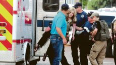 Clovis-Carver Public Library shooting in New Mexico  Credit: The Eastern New Mexico News