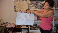 Administratoarea Crinela Enculescu arată hotărâri judecătoreşti  vizând recuperarea debitelor