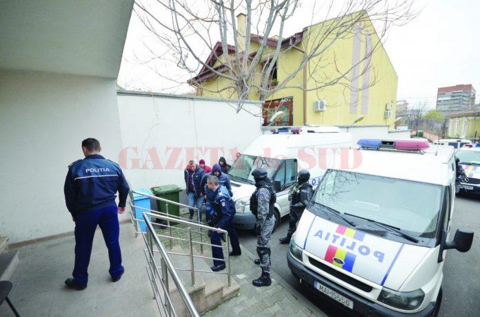 Pe 18 noiembrie 2016, anchetatorii au cerut și obținut arestarea preventivă a şapte inculpații din dosarul