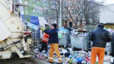De la 1 august, craiovenii plătesc mai mult pentru ridicarea gunoiului menajer, comparativ cu luna iulie (Foto: arhiva GdS)