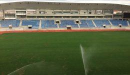 Stadionul este aproape gata