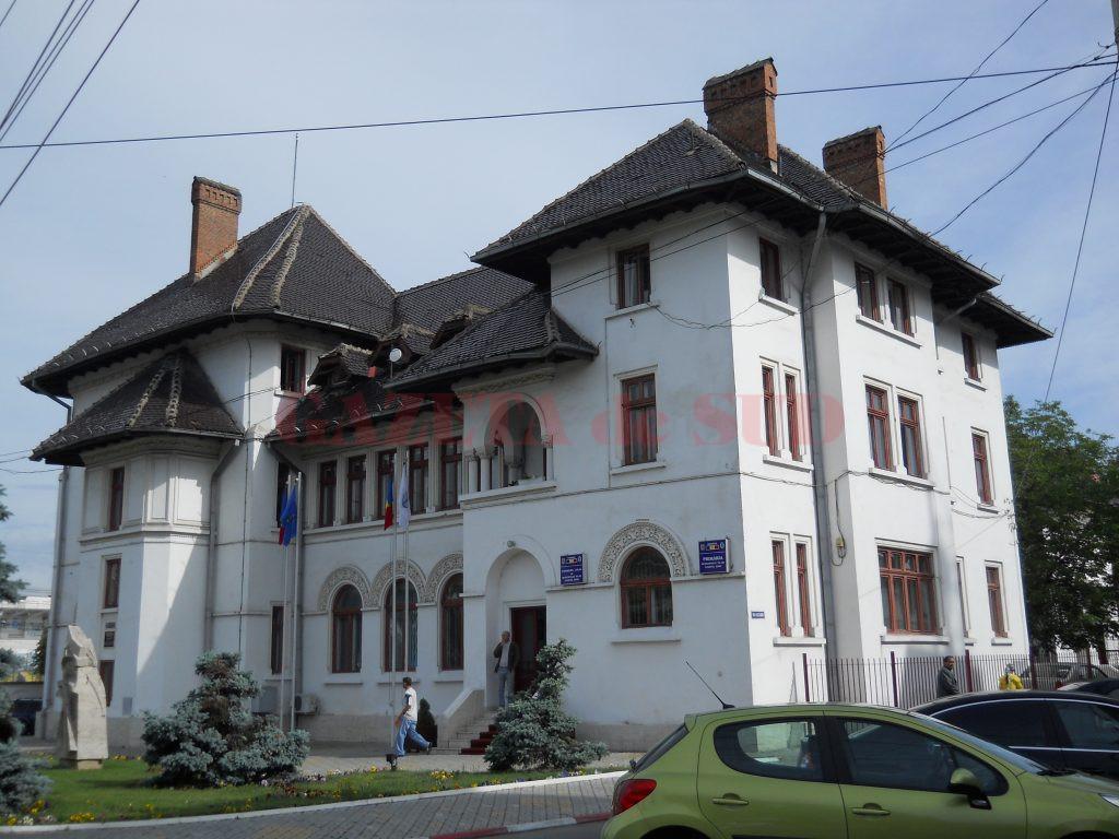 Primăria Târgu Jiu