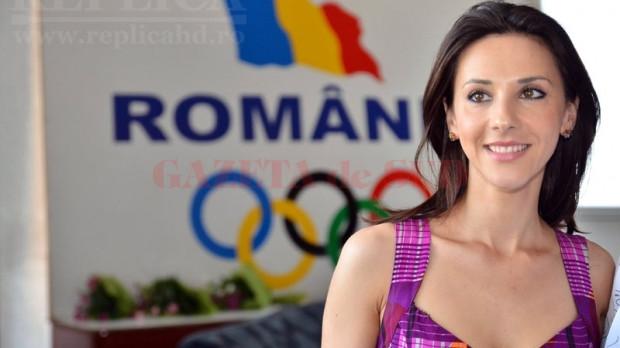 Andreea Răducan, noul președinte al FRG