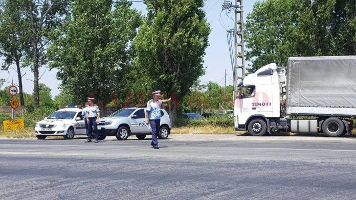 Restricţii de circulaţie pe mai multe drumuri din ţară