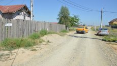 Strada Artileriei din cartierul Veterani (Foto: Claudiu Tudor)