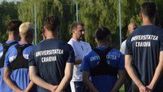 Devis Mangia și elevii săi vor să rămână neînvinși și după meciul cu CFR Cluj (Foto: Alexandru Vîrtosu)