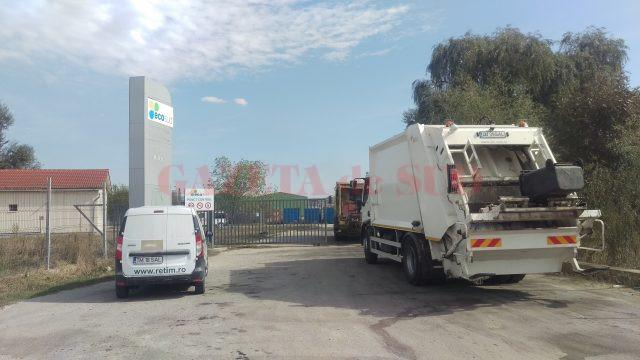 Depozitul de deşeuri de la Mofleni administrat de Eco Sud, unde ajunge tot gunoiul strâns din Craiova