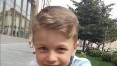 Mihnea Andrei, cu puţin înainte să fie diagnosticat cu leucemie