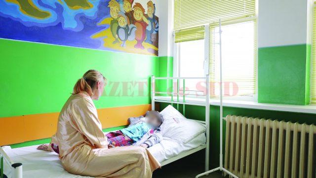 Copiii din Oltenia au nevoie de un spital unde să primească îngrijire medicală de calitate,  dar și de mai multe analize medicale decontate de stat