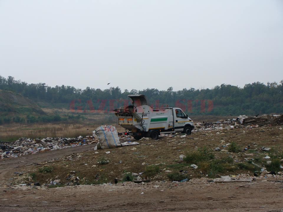Polaris deţine şi depozitul ecologic de gunoi de la Târgu Jiu