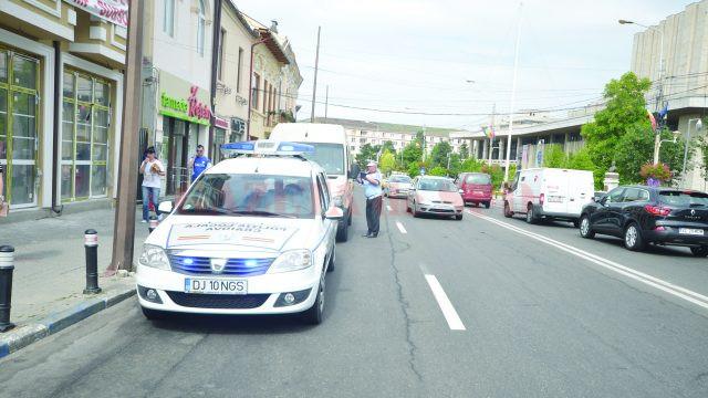 Potrivit legislației în vigoare, Poliția Locală nu are dreptul să solicite informații despre identitatea unui șofer care a comis o contravenție (Foto: arhiva GdS)