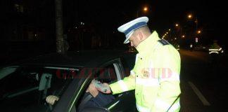 Şoferi aflaţi sub influenţa alcoolului
