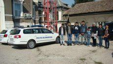 Polițiștii de frontieră spun că cei nouă sirieni încercau să ajungă în Germania cu ajutorul unei călăuze bulgare