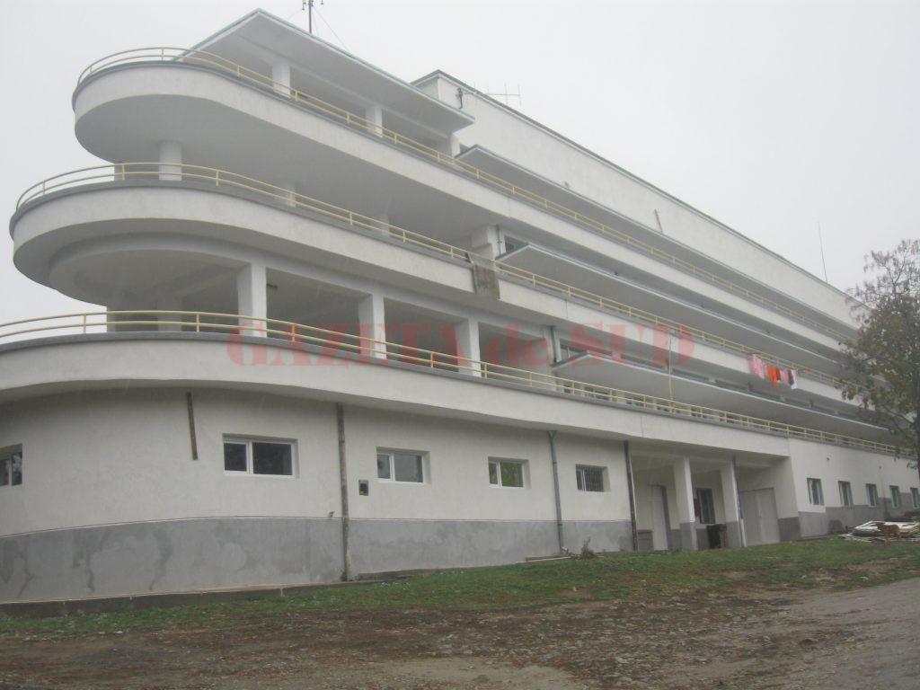 Spitalul TBC de la Dobriţa, cel mai mare din Oltenia