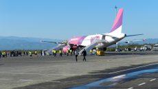 Avioanele Wizz Air nu vor mai zbura din Craiova către Liverpool