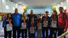 Craiovenii au cucerit nouă medalii, dar niciuna de aur