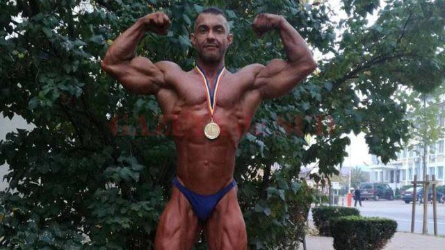 Cristi Firică a luat aurul la Târgu Neamţ şi s-a revanşat în faţa antrenorului Costel Torcea