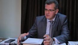Florin Stancu, directorul general al Direcţiei Generale de Asistenţă Socială şi Protecţia Copilului (DGASPC) Dolj (Foto: Lucian Anghel)
