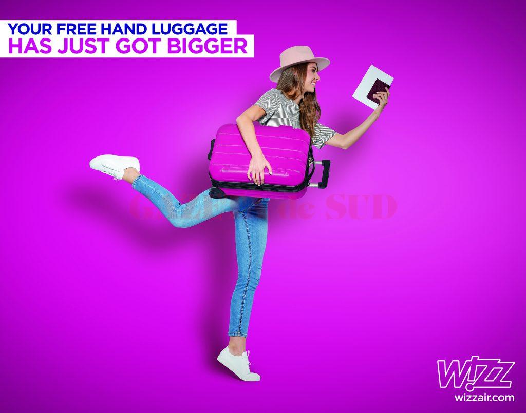 A Intrat în Vigoare Noua Politică De Bagaje Wizz Air Bagajele De