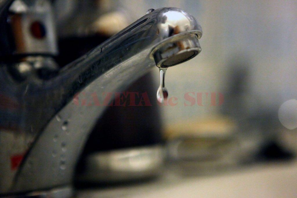 Se opreşte apa potabilă în comuna Pleniţa