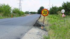 Asfaltarea DN 56 a început la sfârșitul anului 2011, iar lucrările nu s-au încheiat nici până în prezent