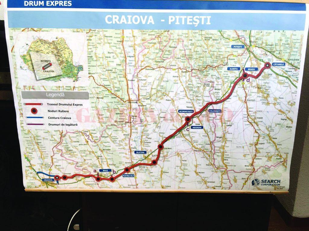 Update Drumul Expres Craiova Pitesti Are Peţitori Gazeta De Sud