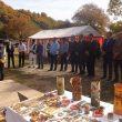 Festivalul Castanelor de la  Polovragi a atras sute de turişti