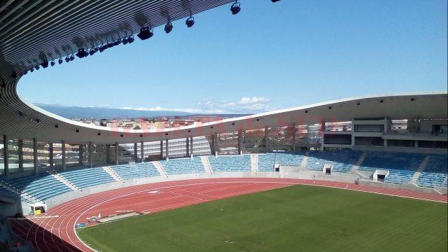 Noua arenă va fi gata abia anul viitor
