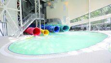 Toboganele și bazinele interioare de la Water Park duc lipsă de clienți