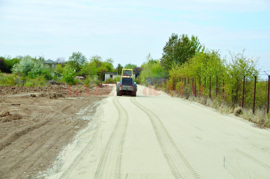 Lucrări de infrastructură la High-Tech Industry Park Craiova