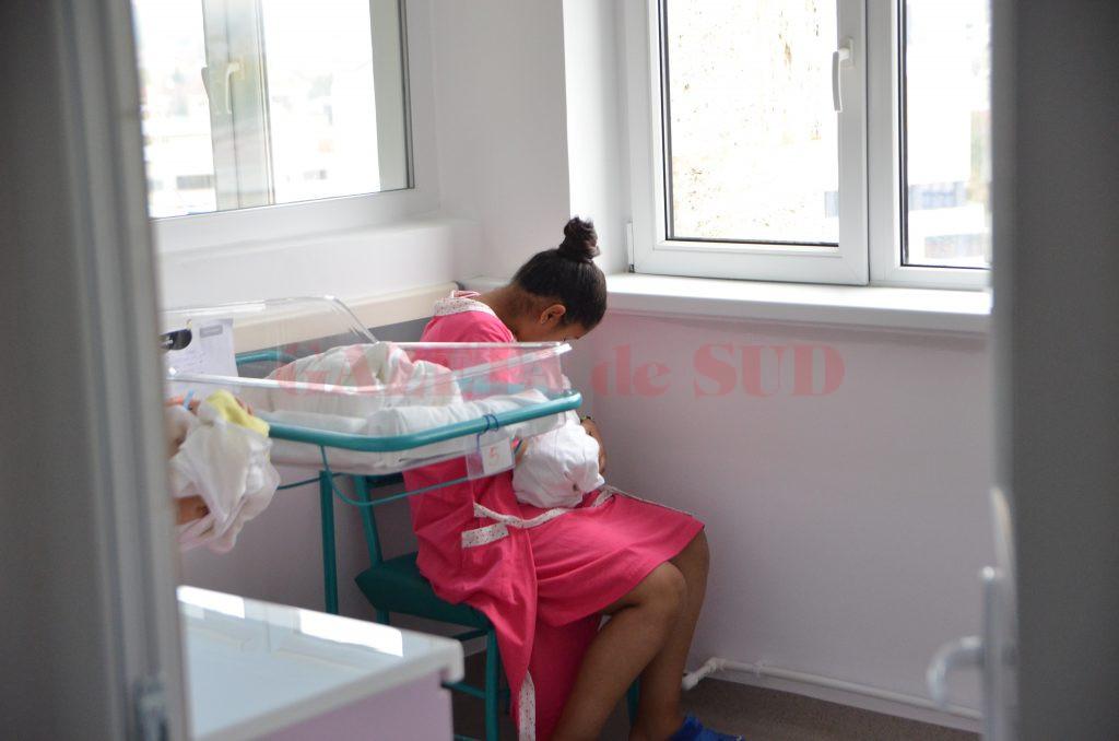 Mortalitatea maternă rămâne o problemă în România