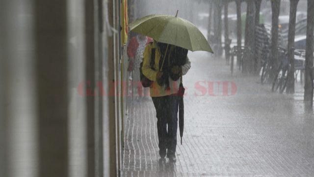 Prognoza meteo pentru următoarele două săptămâni în Oltenia şi la munte
