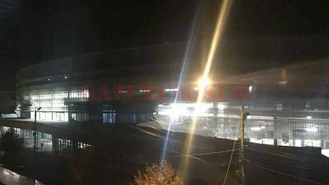 stadion iluminat