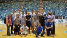 """Formaţia Tricolorul Ploieşti a participat în presezon la turneul memorial """"Radu Zamfirescu """" de la Craiova, pe care l-a şi câştigat"""