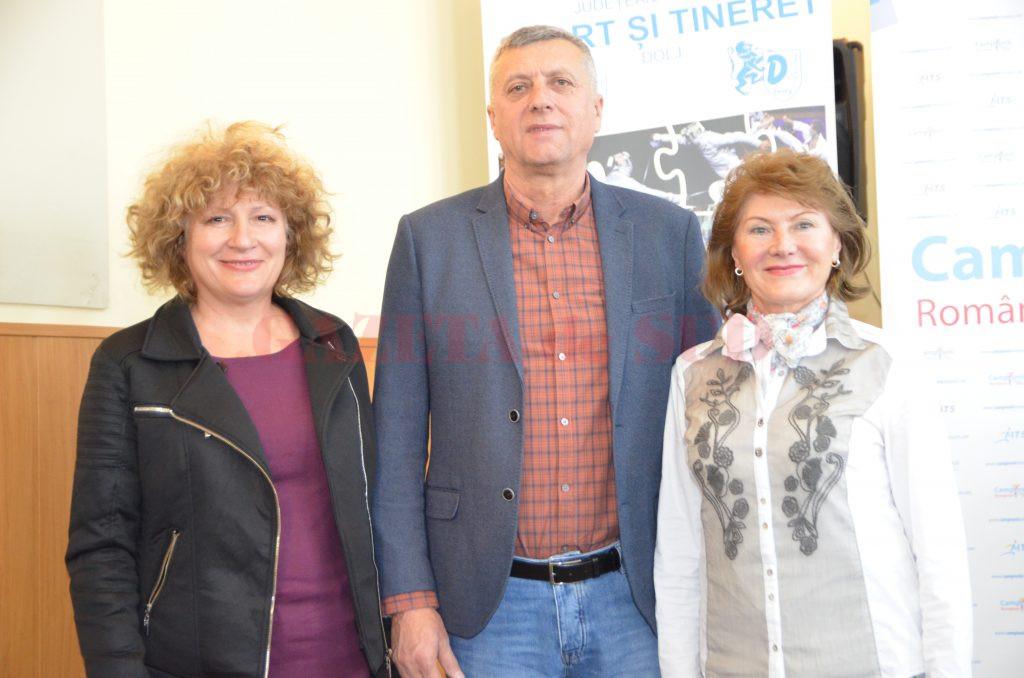 Cristieana Cojocaru, Nicu Stoian și Natalia Andrei
