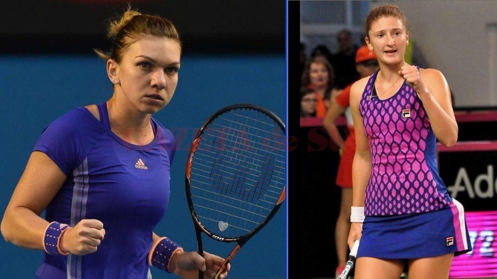 Australian Open: Halep, Begu, Tecău, Mergea şi Niculescu ...  |Halep Begu