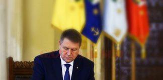 Klaus Iohannis a semnat demisia Ecaterinei Andronescu
